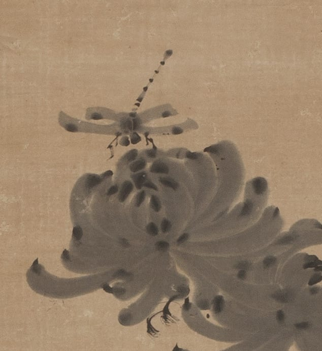 Hanging Scroll by Itō Jakuchū